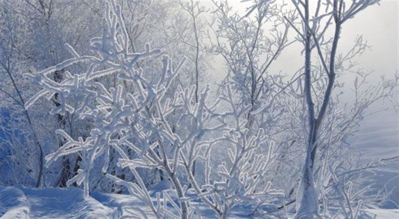 Погода без осадков ожидается на западе Казахстана 30 декабря