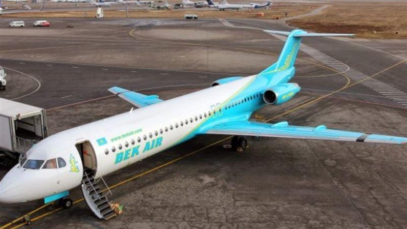 Руководителей Bek Air осуждают из-за отсутствия объяснений