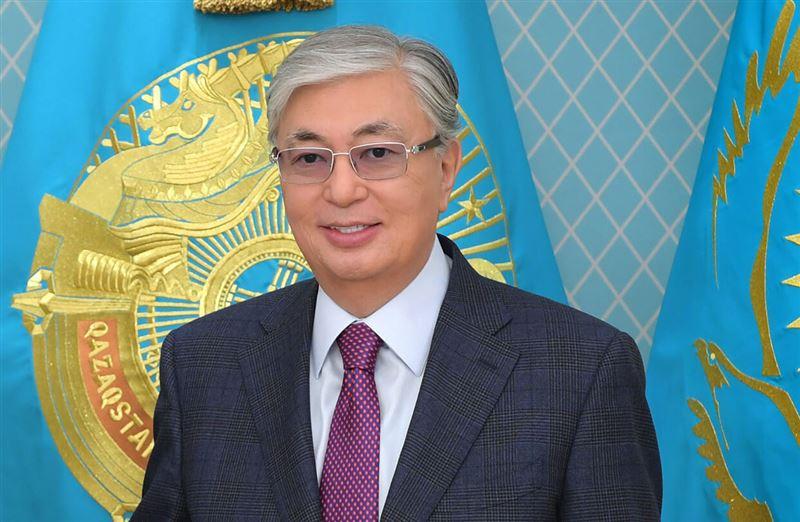 Касым-Жомарт Токаев получает поздравительные телеграммы