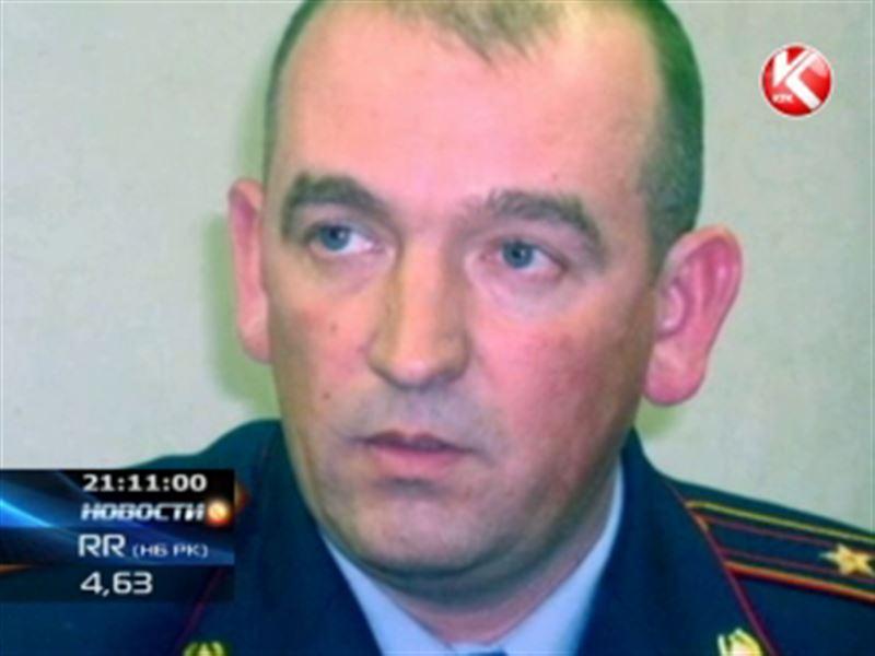 В Алматы сменился главный дорожный полицейский