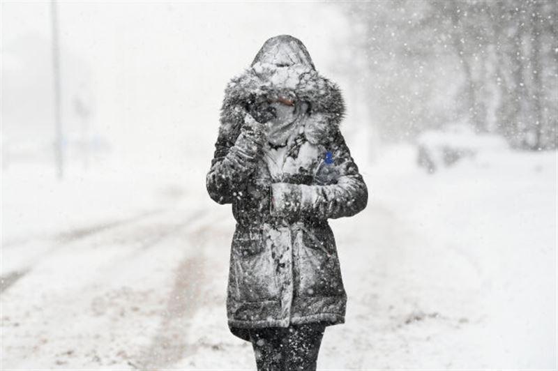 В каких областях Казахстана объявлено штормовое предупреждение 3 января