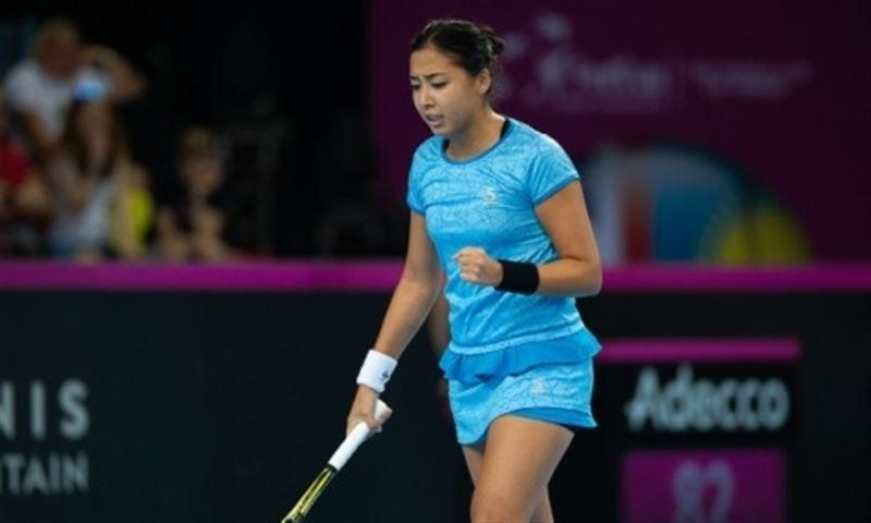 Зарина Дияс выиграла десятый титул в карьере