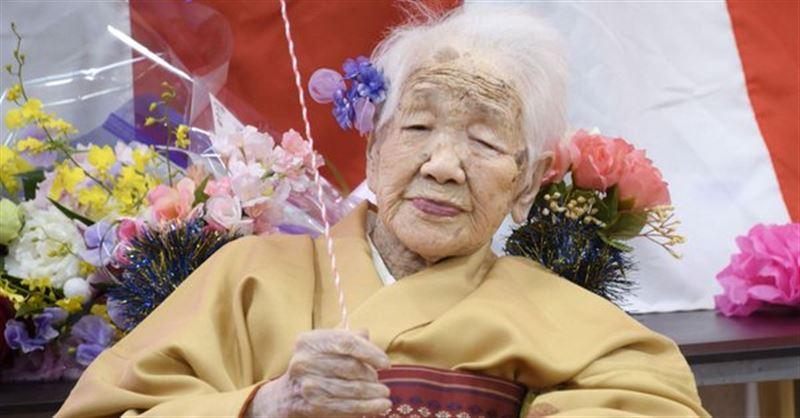 Старейшей жительнице Земли исполнилось 117 лет