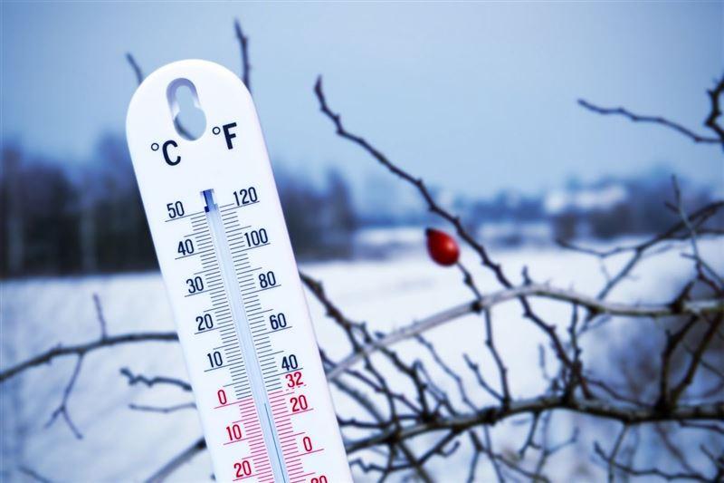 Какой будет погода в Казахстане 6 января