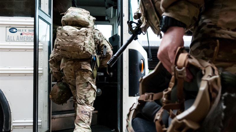 Ирак начал готовиться к выводу иностранных войск