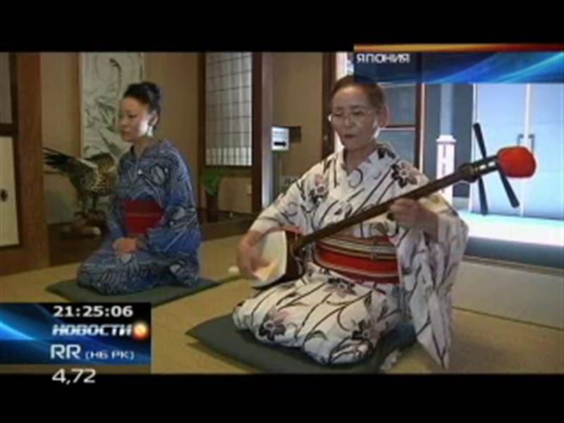 В Японии древнему искусству гейш теперь обучают китаянок