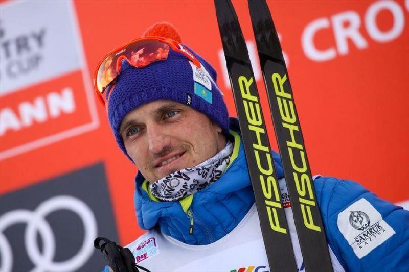 Казахстанский лыжник дисквалифицирован из-за допинга