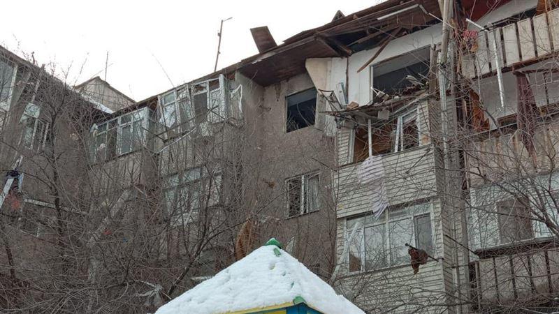 Ребенок погиб в результате взрыва газа в доме в Каскелене