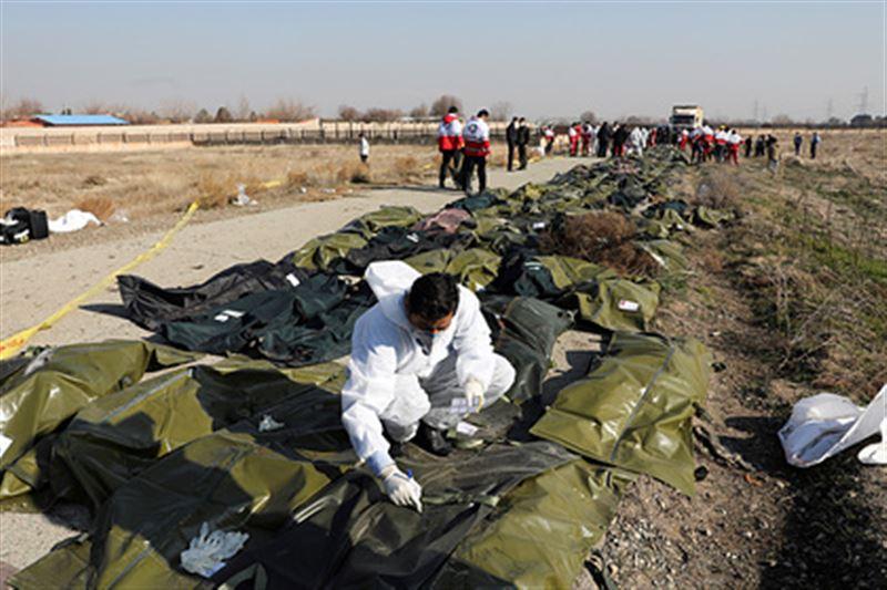 Найдены все черные ящики упавшего в Иране украинского самолета