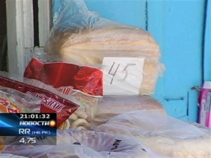 В Таразе взлетели цены на хлеб