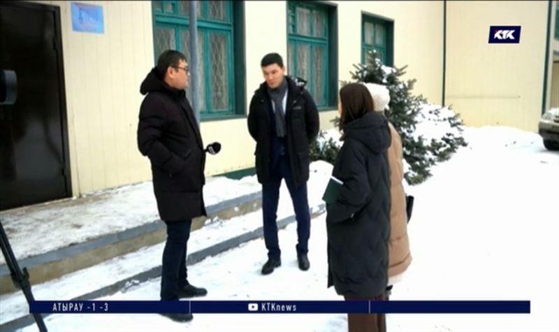 Чиновники Актюбинской области задержаны в заповеднике