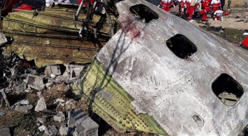 СМИ узнали версию западной разведки о причине авиакатастрофы в Иране