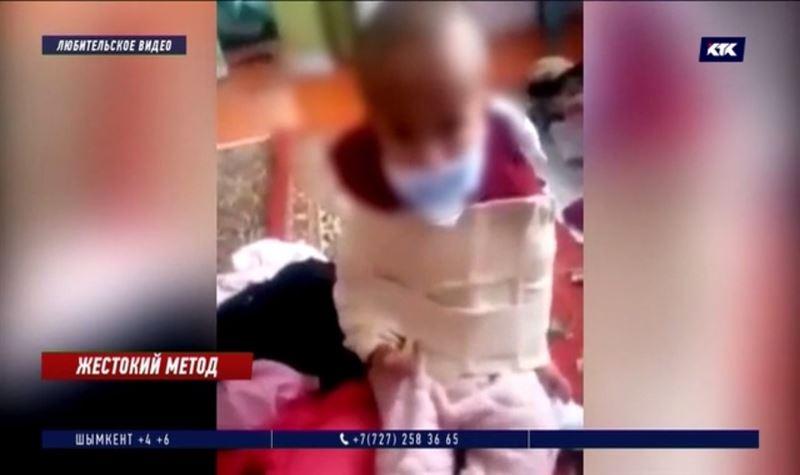Видео с издевательствами над 2-летним мальчиком заинтересовало полицейских