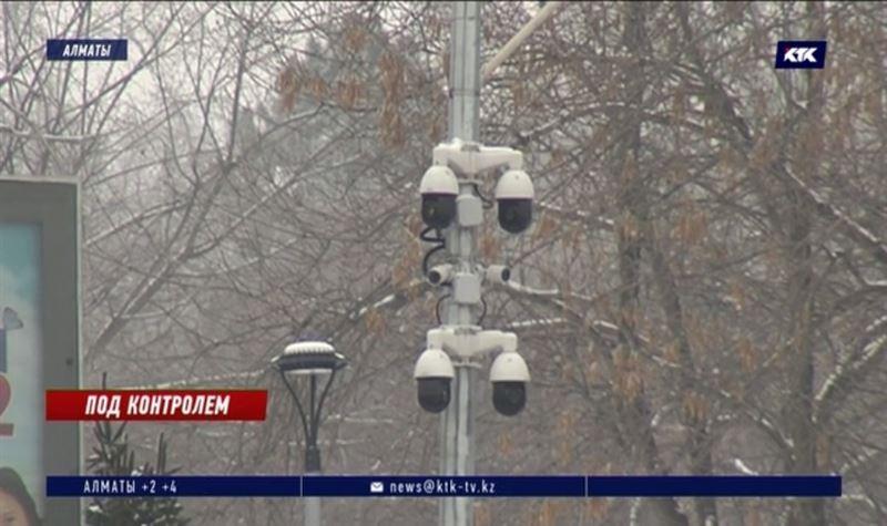 В Алматы установят ещё 300 камер «Сергек»