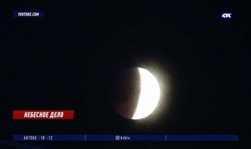 Ночью тень Земли закроет Луну на 90%
