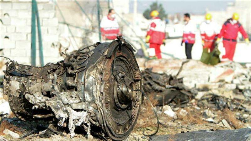 Иран украин әуе кемесін зымыранмен атып құлатқанын мойындады