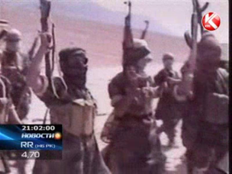 Группа казахстанских террористов готовила теракт в Афганистане