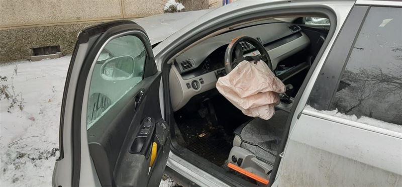 Сбивший пешехода водитель погиб в Алматы