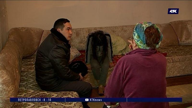 Подозреваемые в похищении алматинки задержаны