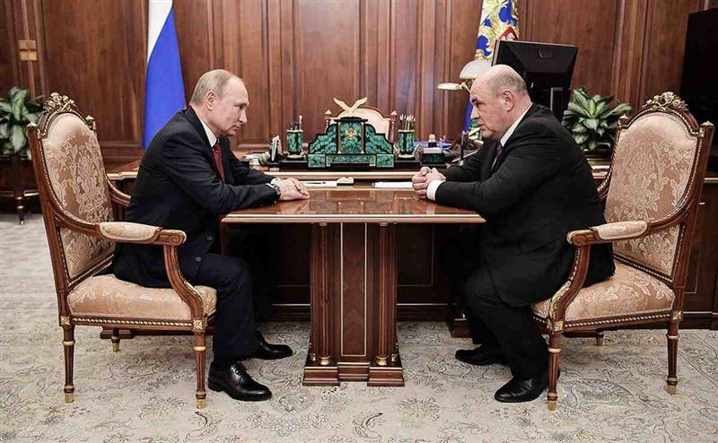 Путин жаңа премьер-министрін тағайындады