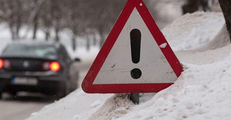 Смертельное ДТП произошло на трассе Самара – Шымкент