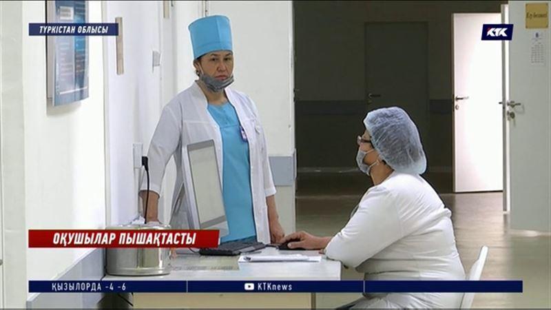 Төбелес! Арыс қаласында 10-шы сыныптың оқушысын пышақтап тастады