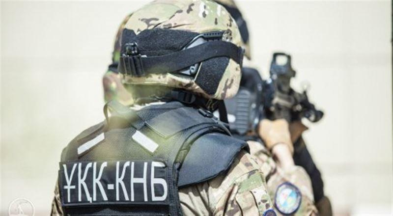 КНБ задержано 17 преступников в ходе спецоперации