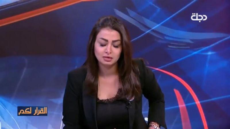 Телеведущая в прямом эфире узнала об убийстве брата и смогла продолжить передачу