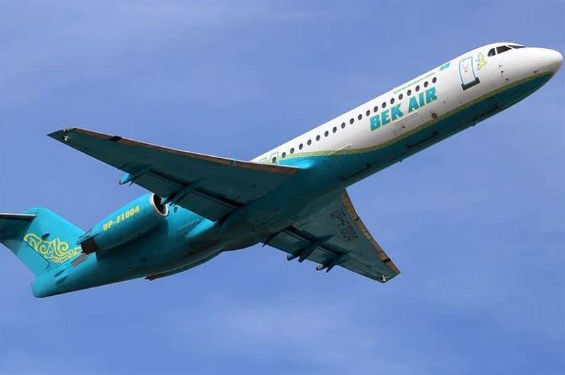 IATA отозвала код обозначения у Bek Air