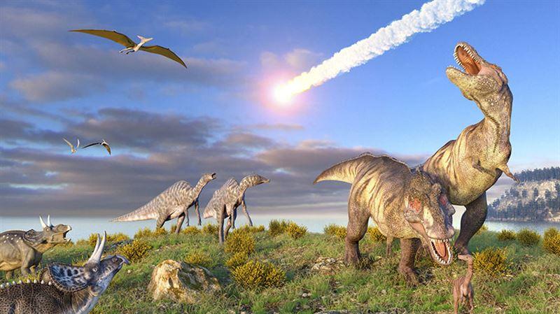 Ученые установили, отчего вымерли динозавры