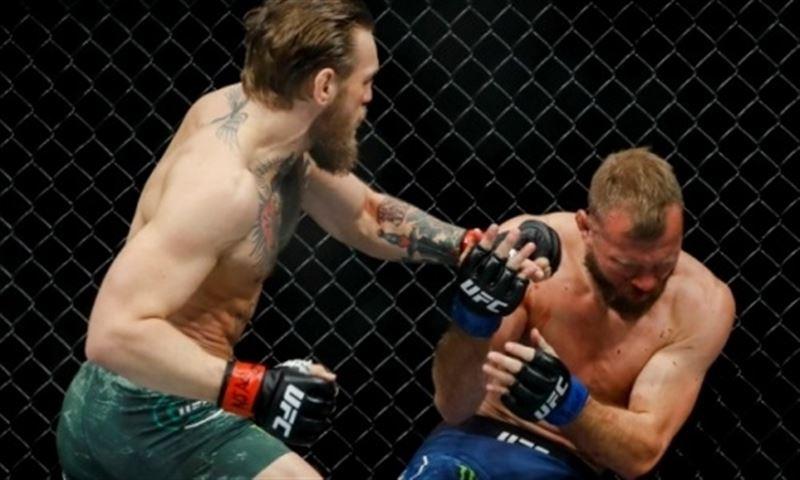 Триумфальное возвращение МакГрегора: Конор уничтожил Серроне за 40 секунд