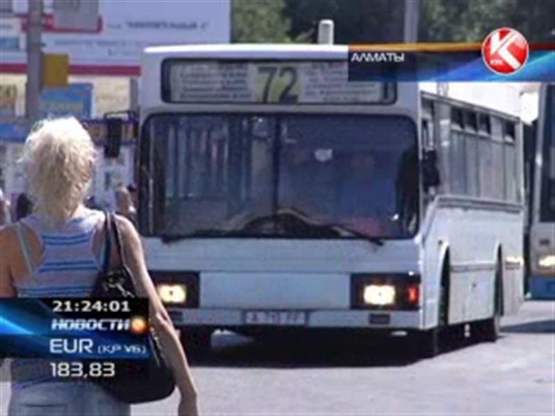В Алматы укрощением буйных водителей автобусов и хамов-кондукторов займутся депутаты