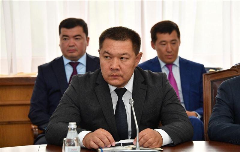 Экс-акима Алатауского района Алматы взяли под стражу