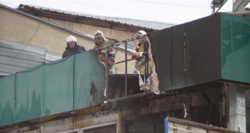 Женщина пострадала, когда жарила баурсаки, в Талдыкоргане