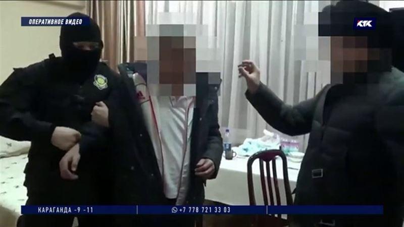 Экс-аким Алатауского района Алматы арестован на два месяца