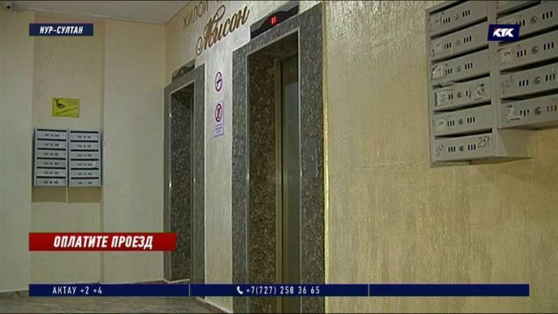С жильцов нижних этажей столичных многоэтажек намерены брать плату за пользование лифтом