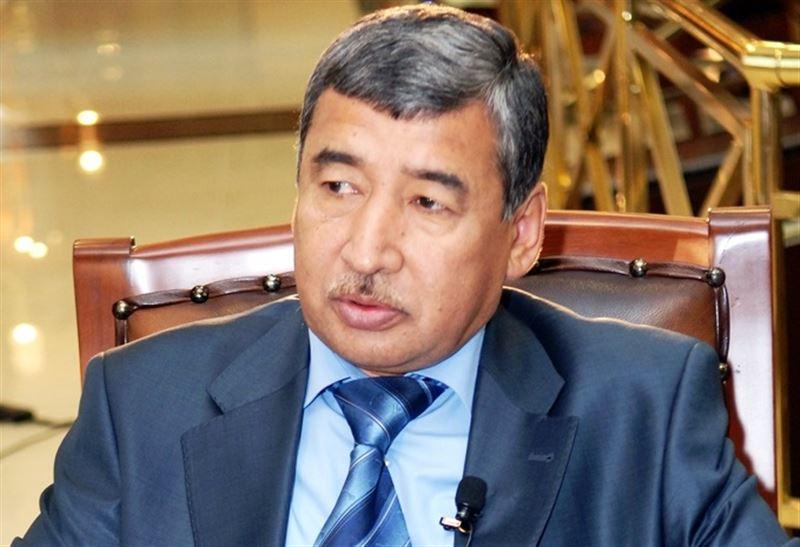 Мемлекет және қоғам қайраткері Камал Бұрханов өмірден озды