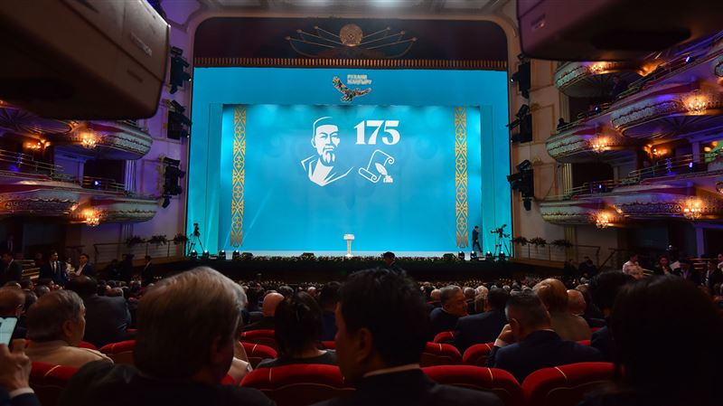 Елбасы и президент Казахстана объявили о начале празднования юбилея Абая