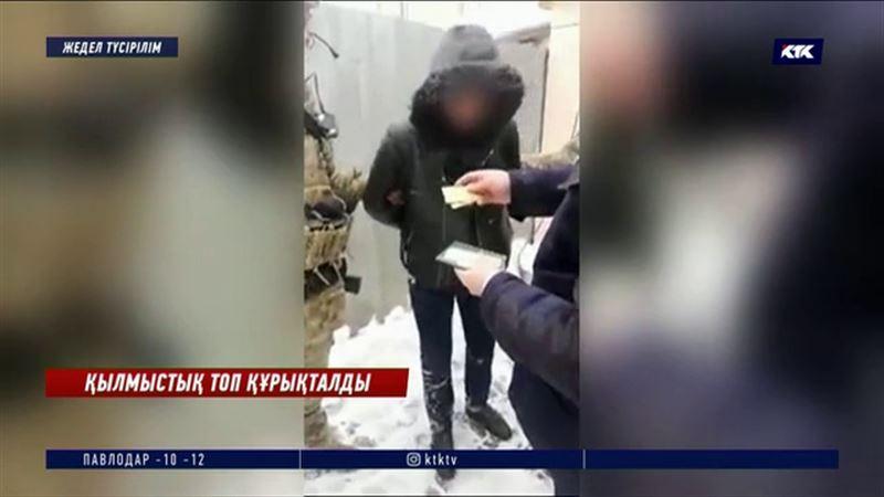 Елордалық кәсіпкерлерді  қорқытып бопсалаған Әзірбайжан азаматы қолға түсті