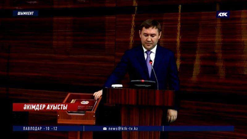 Павлодар облысына  – жаңа әкім.  Шымкентте неге әкім ауысты