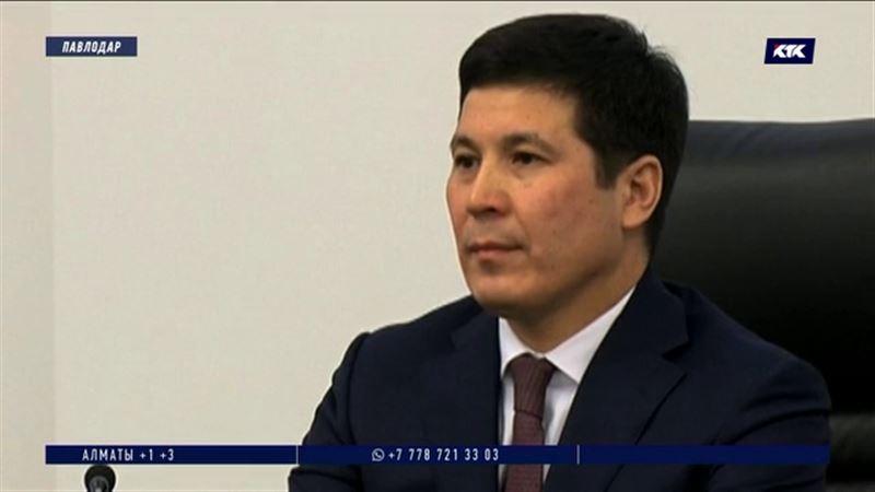 Абылкаир Скаков возглавил Павлодарскую область
