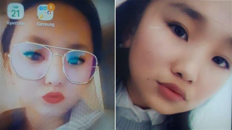 Алматы облысында екі оқушы қыз жоғалып кетті