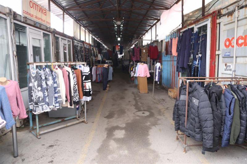 Жилой комплекс появится на месте Никольского рынка в Алматы