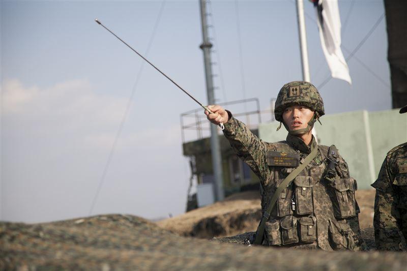 Трансгендера отстранят от военной службы в Южной Корее
