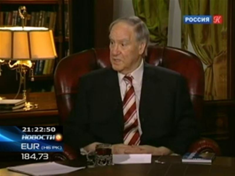 На 85-м году жизни скончался Сергей Капица