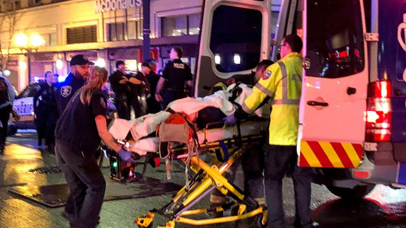 Один человек убит и пятеро пострадали при стрельбе в Сиэтле
