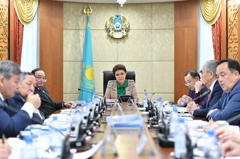 Дарига Назарбаева выдвинула ряд предложений по совершенствованию законотворческой деятельности