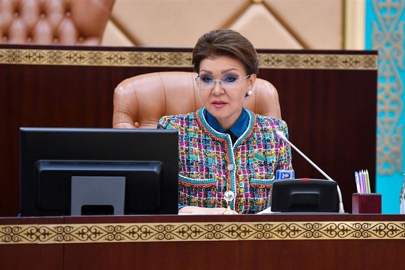 Дарига Назарбаева: Сенаторы будут работать над законами по повышению гарантий защиты прав граждан