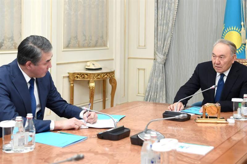 Первый Президент Казахстана дал поручения секретарю Совбеза Асету Исекешеву