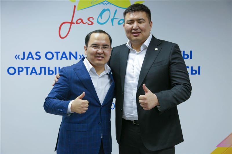 Новым председателем МК Jas Otan стал Елнур Бейсенбаев